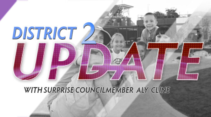 District 2 Update – March 2021